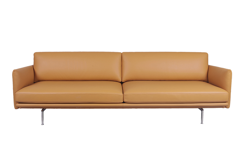 outline-sofa-in-brown-leather